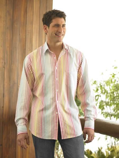 Kwik Sew Men Shirts 3422