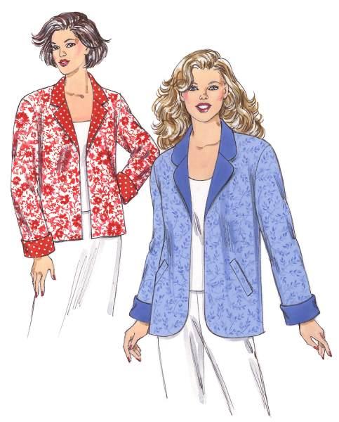 Kwik Sew Misses Jackets 3428
