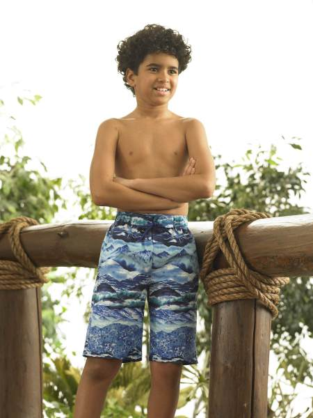 Kwik Sew Boys Shorts 3430