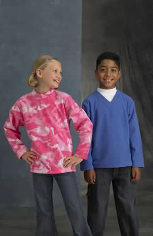 Kwik Sew Unisex Children Shirts 3457