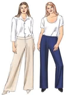 Kwik Sew Women Pants 3469