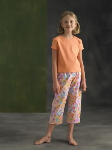 Kwik Sew Girls Sleepwear 3477