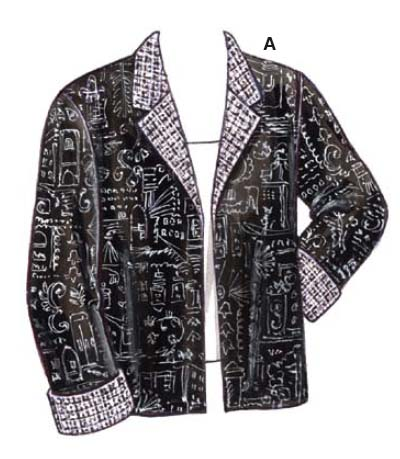 Kwik Sew Women Jackets 3483