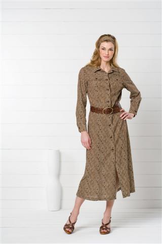 Kwik Sew Misses Dresses 3488