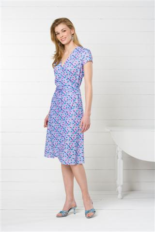 Kwik Sew Misses Dresses 3489
