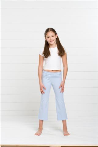 Kwik Sew Girls Pants 3498