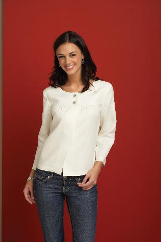 Kwik Sew Jackets with Round Neckline 3584
