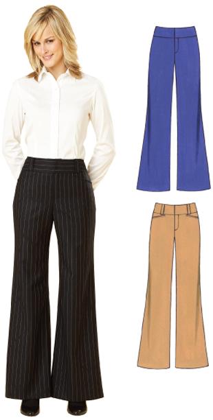 Kwik Sew Pants 3625