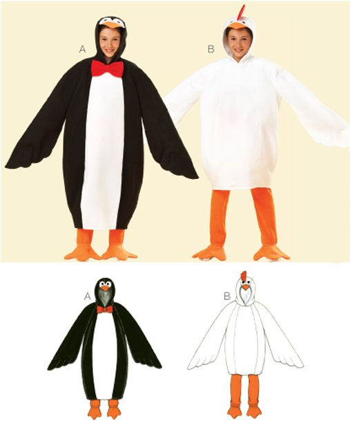 Kwik Sew Costumes 3630