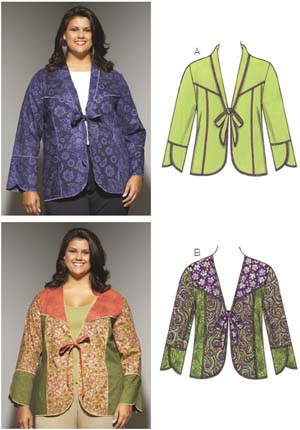 Kwik Sew  Women's Jackets 3666