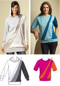 Kwik Sew Top and Tunic 3669