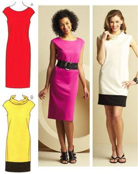 Kwik Sew Dresses 3676