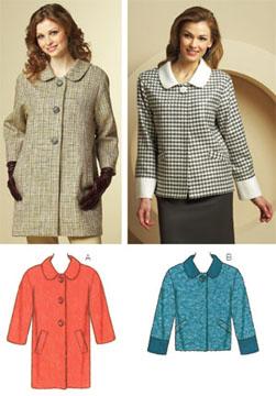 Kwik Sew Coats 3679