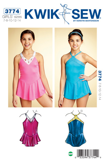 Kwik Sew Leotards 3774
