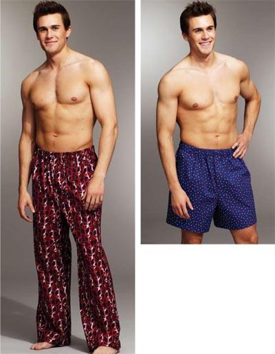 Kwik Sew Sleep Pants & Shorts 3793