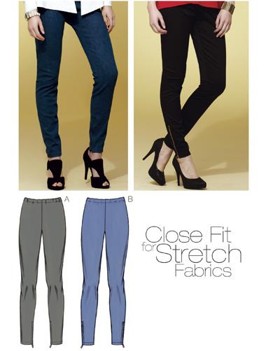 Kwik Sew Pants 3807