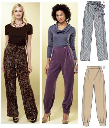 Kwik Sew Pants 3808