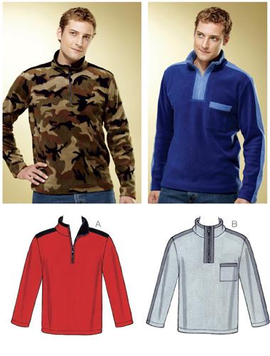 Kwik Sew Shirts 3817
