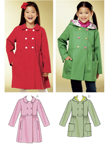 Kwik Sew Coats 3818