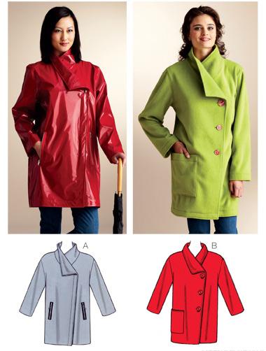 Kwik Sew Coats 3828
