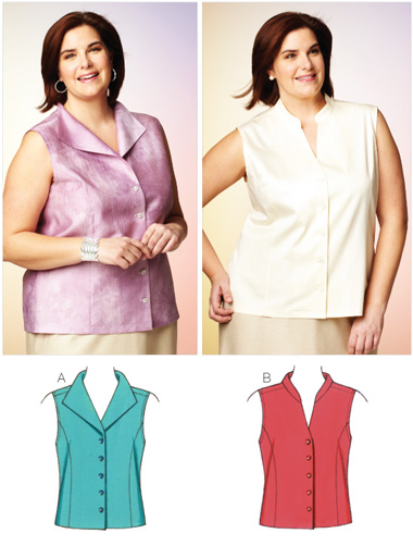 Popular This Lightweight Blouse Sewing Pattern Is Great For