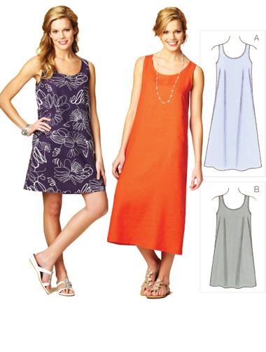 Kwik Sew Misses' Dresses 3871