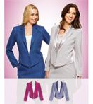 Kwik Sew 3889 Misses' Shaped Panels Jackets