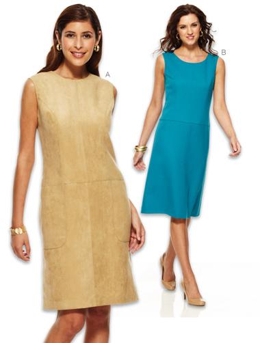 Kwik Sew Misses'Dresses 3893