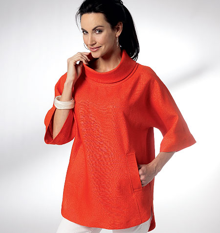 Kwik Sew Misses Dress and Top 3928