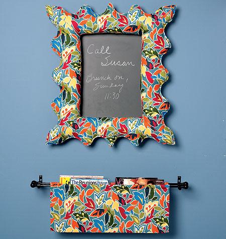 Kwik Sew Frames & Magazine Rack 3939