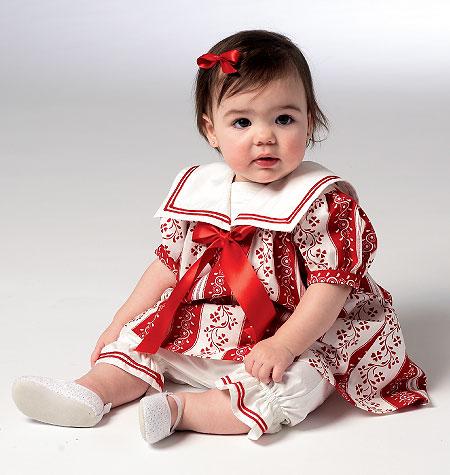 Kwik Sew Baby Coordinates 3946