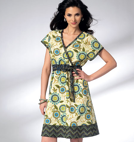 Kwik Sew Misses Dresses 3949