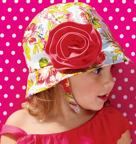 Kwik Sew Baby and Toddler Hat 3989