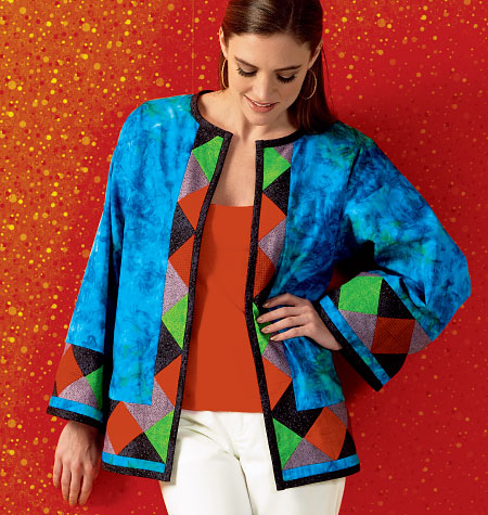 Kwik Sew Misses' Jacket 4004