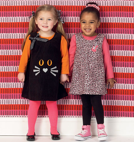 Kwik Sew Toddlers' Jumpers 4010