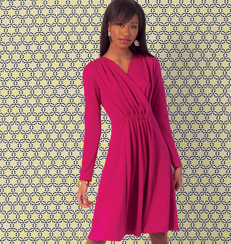 Kwik Sew Misses' Dresses 4013