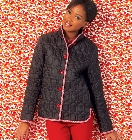 Kwik Sew Misses' Lined Jackets 4015