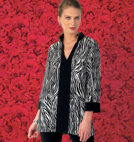 Kwik Sew Misses' Tunics 4016