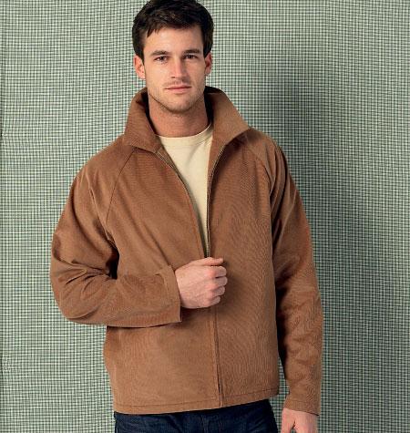 Kwik Sew Men's Jackets 4017