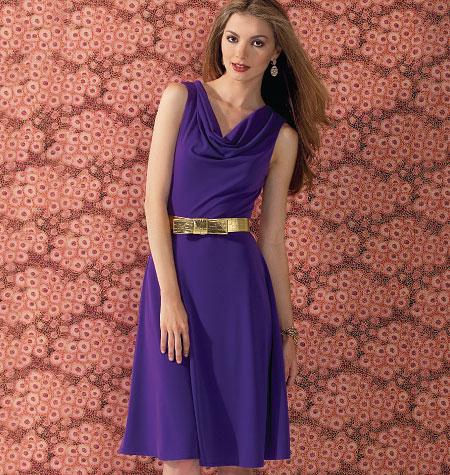 Kwik Sew Misses' Dresses 4026