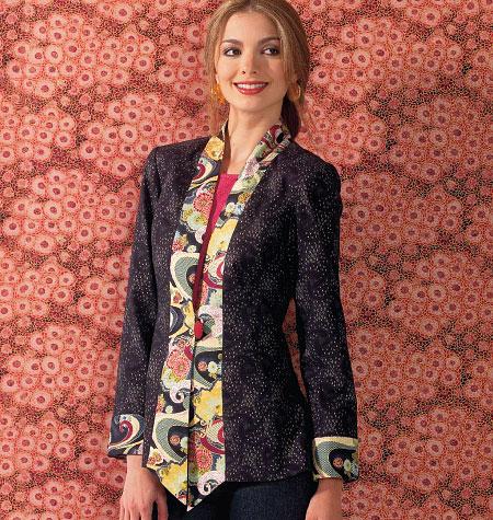Kwik Sew Misses' Jackets 4029