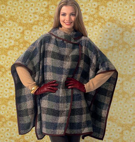 Kwik Sew Misses' Wraps 4031