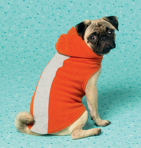 Kwik Sew Dog Coats 4033