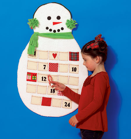 Kwik Sew Count Down To Christmas 4037