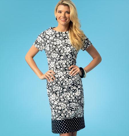 Kwik Sew Misses' Dresses 4040