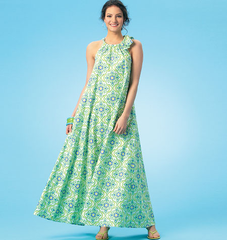 Kwik Sew Misses' Dresses 4057