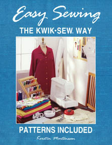 Kwik Sew Kwik Sew Easy Sewing Master Pattern Book ks-easysewing