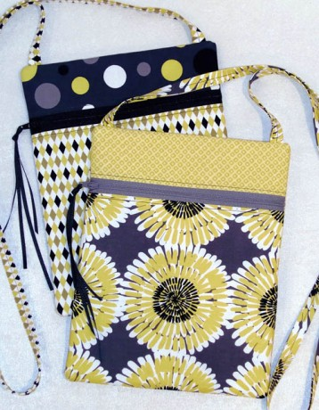 Lazy Girl Designs Runaround Bag Downloadable Pattern 111