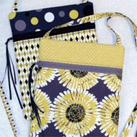 Runaround Bag Paper Pattern