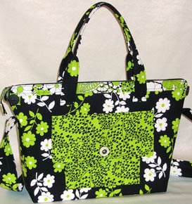 Lazy Girl Designs The City Bag 112